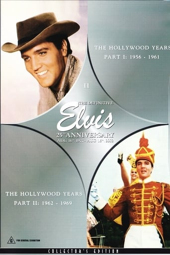 Watch The Definitive Elvis 25th Anniversary: Vol. 2 The Hollywood Years Pt. I 1956-1961 & Pt. II 1962-1969 Free Online Solarmovies