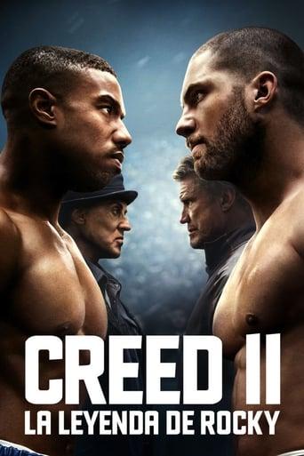 Poster of Creed II: la leyenda de Rocky