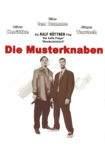 Poster of Die Musterknaben