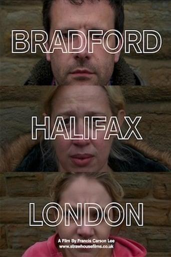 Poster of Bradford-Halifax-London