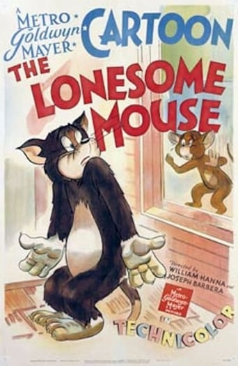 Poster of The Lonesome Mouse