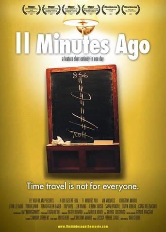 11 Minutes Ago