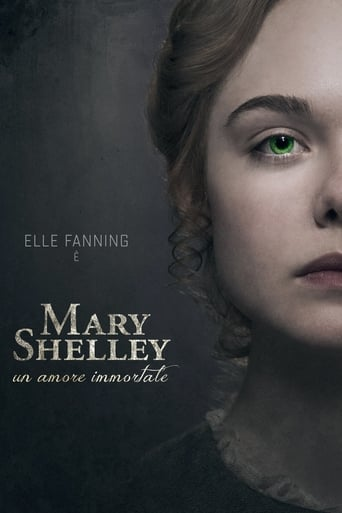 Poster of Mary Shelley - Un amore immortale