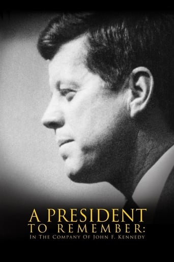 Watch A President to Remember: In the Company of John F. Kennedy Free Online Solarmovies