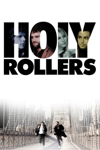 Poster of Holy Rollers