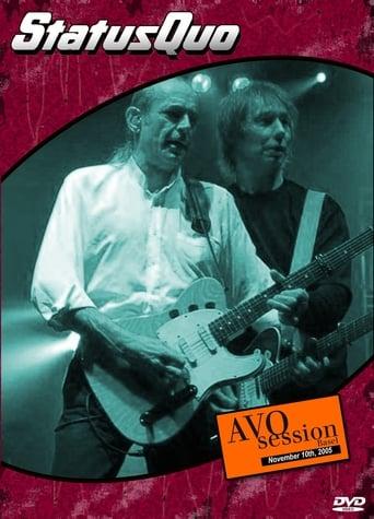 Poster of Status Quo - Avo Session 2005