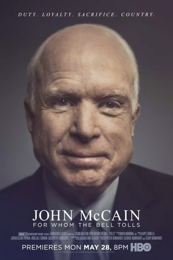 Poster of John McCain: For Whom the Bell Tolls