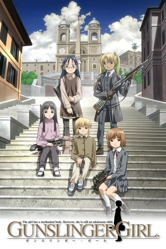 Poster of Gunslinger Girl