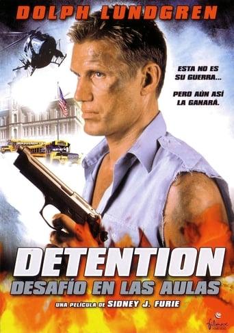 Poster of Detention, desafio en las aulas
