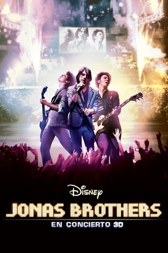 Poster of Jonas Brothers: The Concert Experience