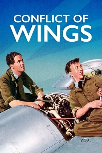 Poster of Conflict of Wings