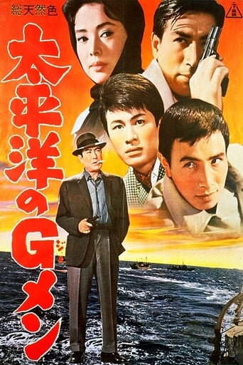 Poster of G-Men in the Pacific