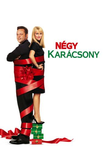 Poster of Négy karácsony