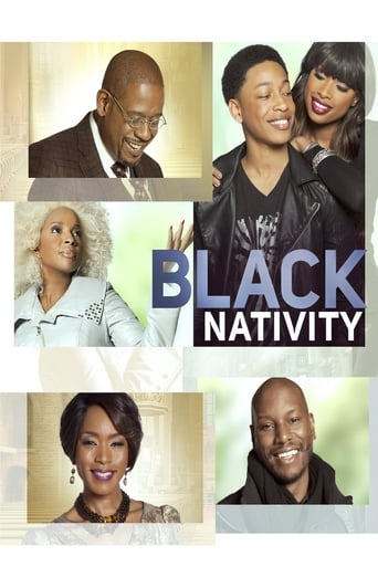 Poster of Black Nativity
