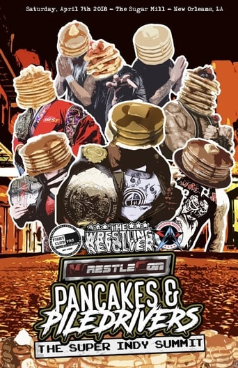 Poster of Pancakes & Piledrivers II: The Indy Summit