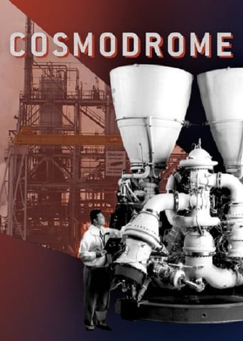 Poster of Cosmodrome