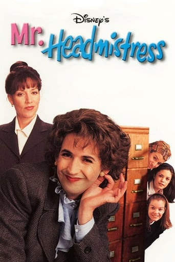 Mr. Headmistress poster