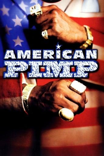 American Pimp Poster