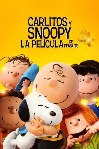 Poster of Carlitos y Snoopy: La película de Peanuts