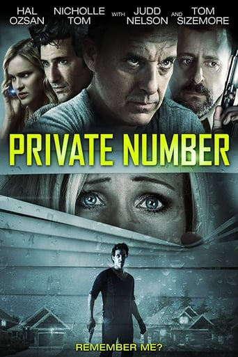 Poster of Private Number