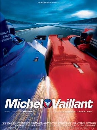 Poster of Michel Vaillant