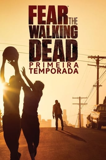 Fear the Walking Dead 1ª Temporada - Poster