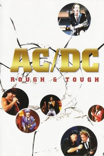 Poster of ACDC - Rough & Tough