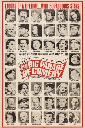 Watch The Big Parade of Comedy Online Free Putlocker