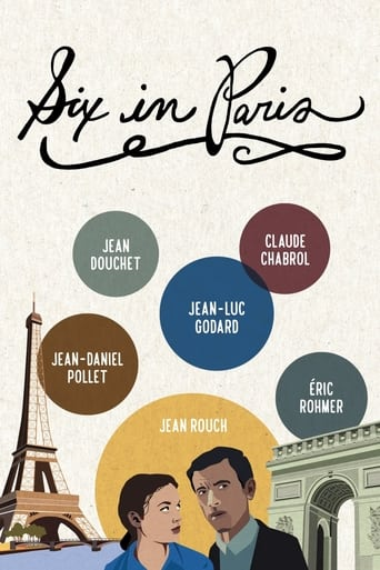 Watch Six in Paris Free Movie Online