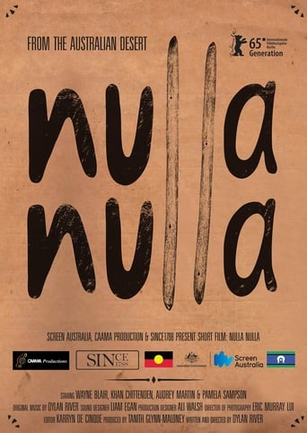 Poster of Nulla Nulla