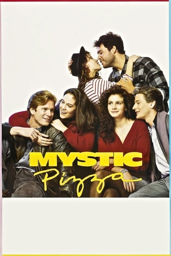 Poster of Mystic Pizza