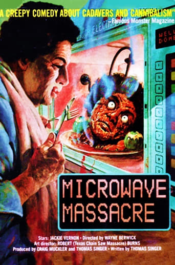 Poster of Microwave Massacre