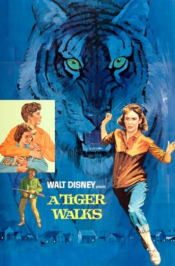 Poster of A Tiger Walks