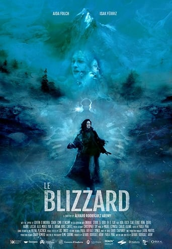 The Blizzard Movie Poster
