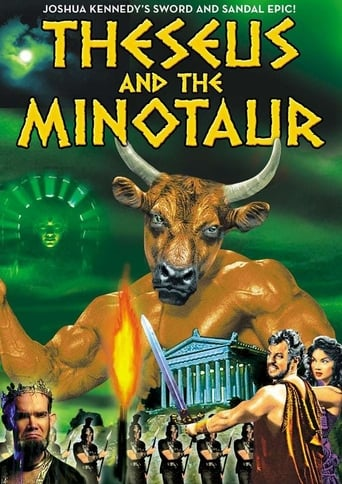 Poster of Theseus and the Minotaur