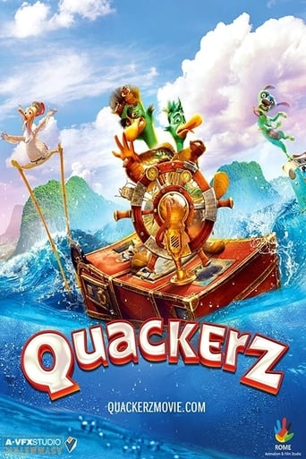 Poster of Quackerz