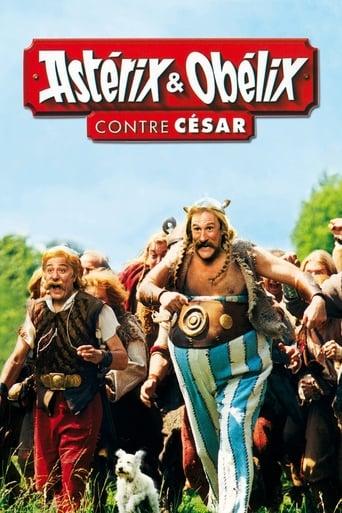 Asterix e Obelix Contra César - Poster