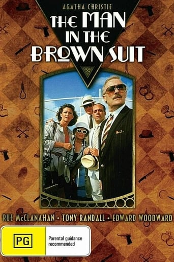 Watch The Man in the Brown Suit Free Online Solarmovies