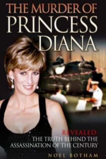 Poster of The Murder of Princess Diana