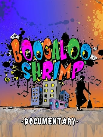 Poster of Boogaloo Shrimp Documentary
