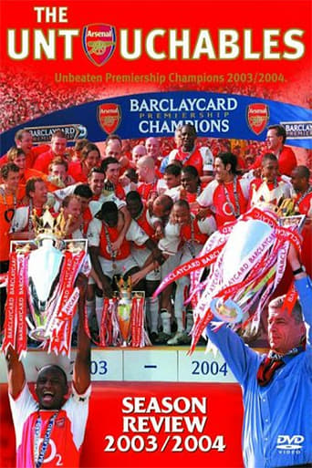 Arsenal: Season Review 2003-2004