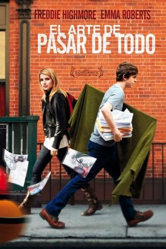 Poster of El arte de pasar de todo