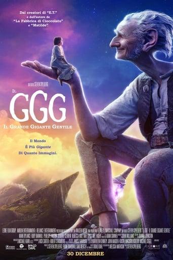 Cartoni animati Il GGG - Il grande gigante gentile - The BFG