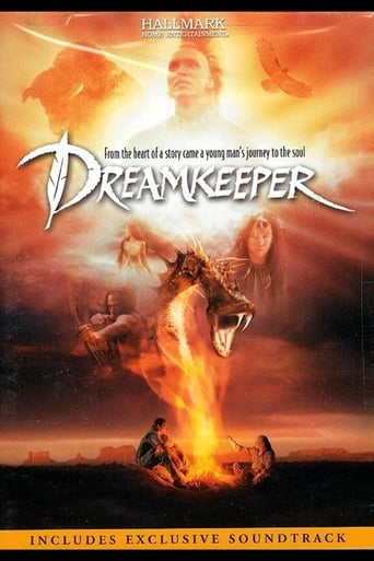 Poster of Dreamkeeper
