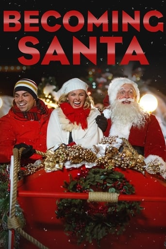 Poster of Becoming Santa