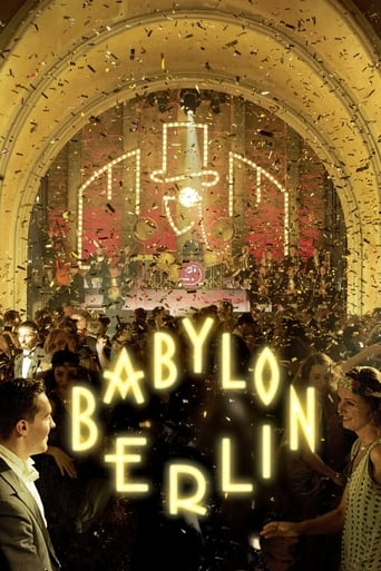 Poster of Babylon Berlin