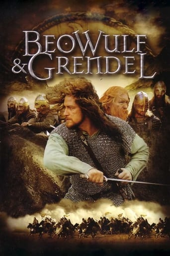 Beowulf & Grendel (2005) - poster