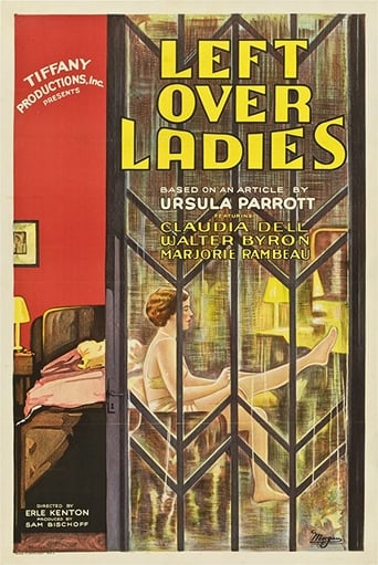 Poster of Left Over Ladies