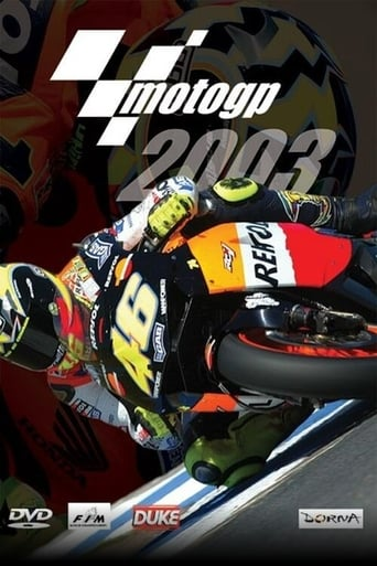 Poster of MotoGP Review 2003