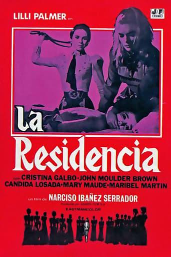 Poster of La residencia